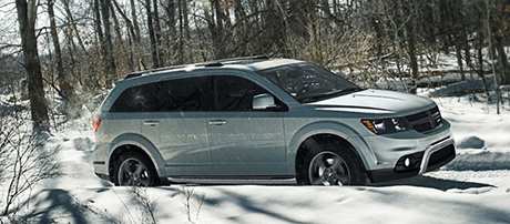 2018 Dodge Journey performance