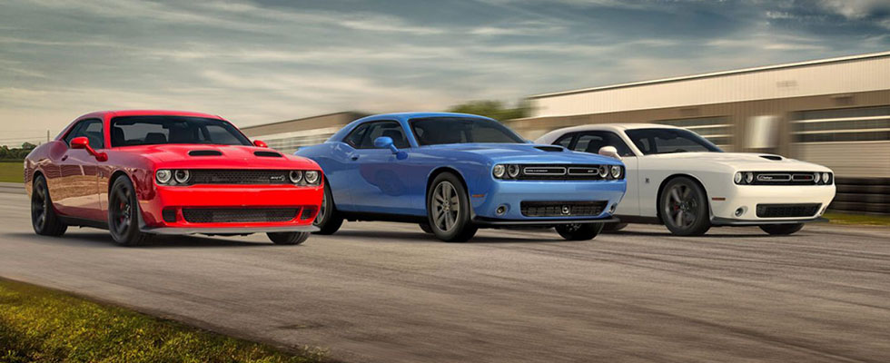 2019 Dodge Challenger Main Img