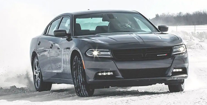 2019 Dodge Charger performance