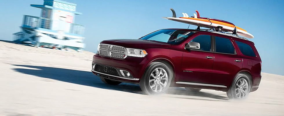 2019 Dodge Durango Appearance Main Img