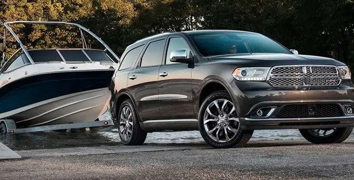 2019 Dodge Durango performance