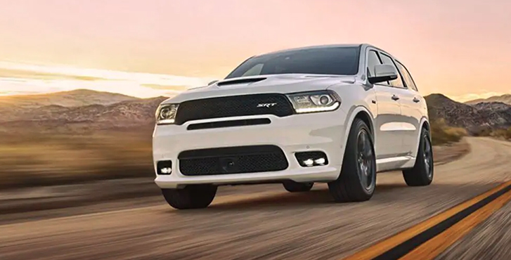 2019 Dodge Durango safety