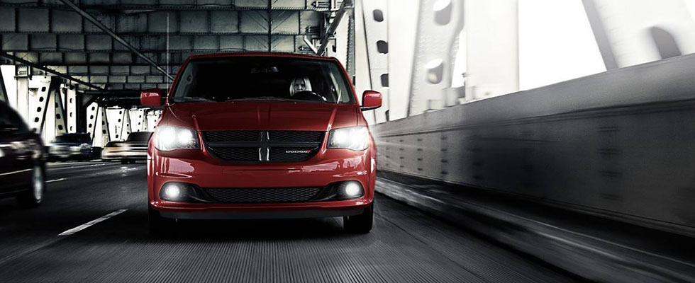 2019 Dodge Grand Caravan Safety Main Img