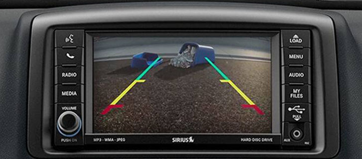 ParkView® Rear Back Up Camera