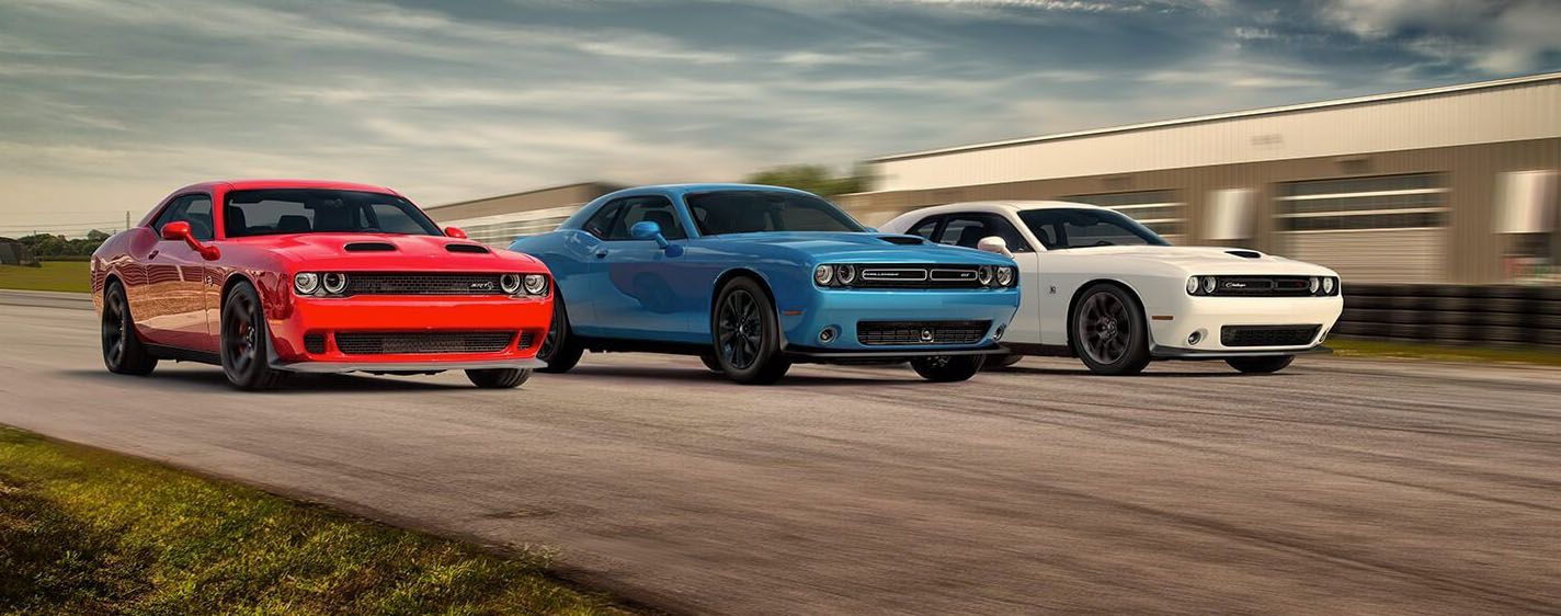 2020 Dodge Challenger Main Img