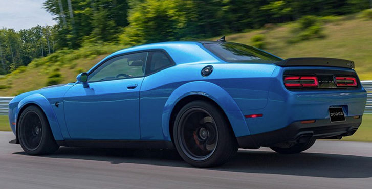 2020 Dodge Challenger performance