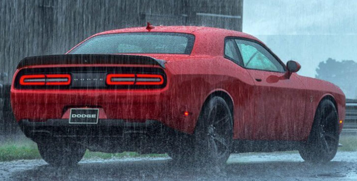 2020 Dodge Challenger safety