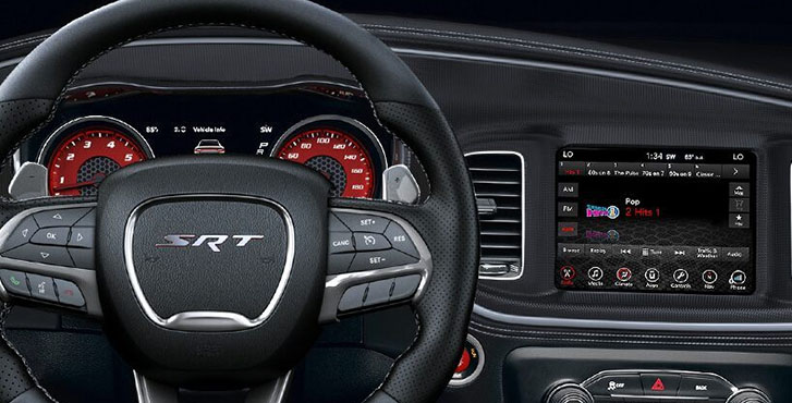 2020 Dodge Charger comfort