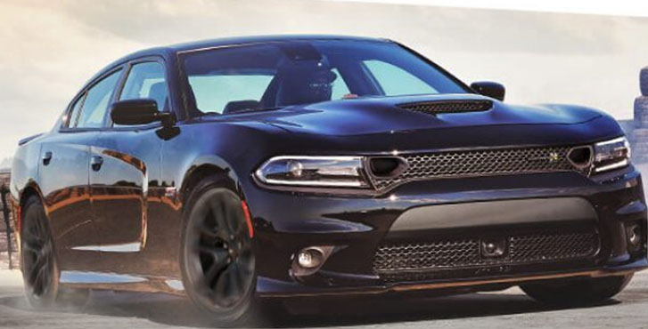 2020 Dodge Charger performance