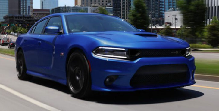 2020 Dodge Charger safety