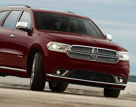 2020 Dodge Durango appearance