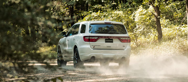 2020 Dodge Durango safety