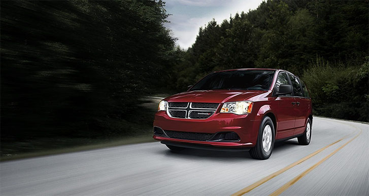 2020 Dodge Grand Caravan performance