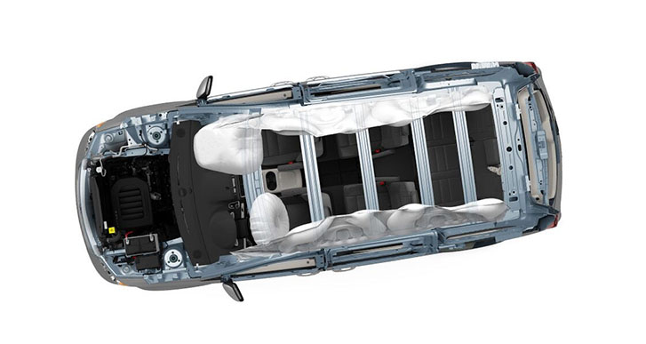2020 Dodge Grand Caravan safety