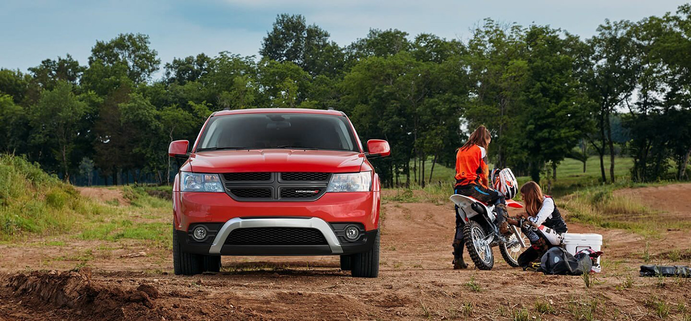 2020 Dodge Journey Appearance Main Img