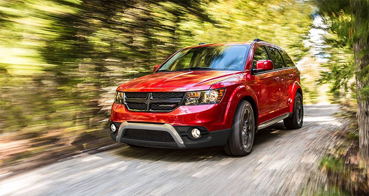 2020 Dodge Journey performance
