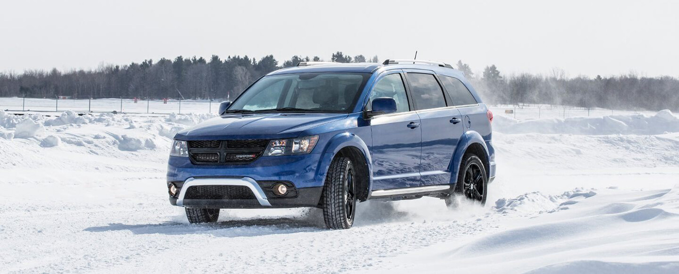 2020 Dodge Journey Safety Main Img