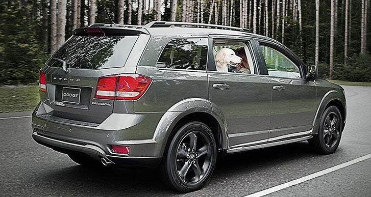 2020 Dodge Journey safety