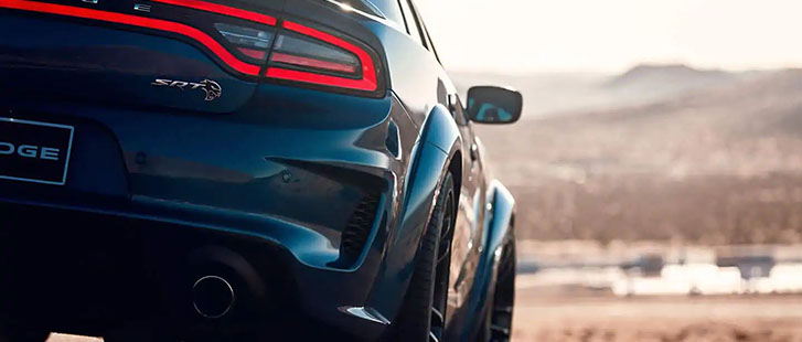 2021 Dodge Charger appearance