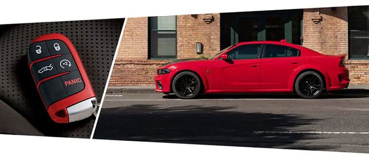 2021 Dodge Charger comfort