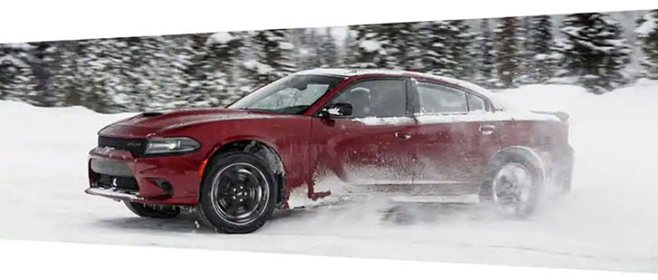 2021 Dodge Charger performance