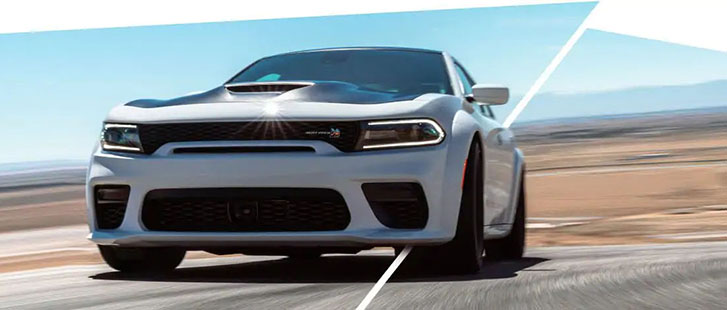 2021 Dodge Charger safety