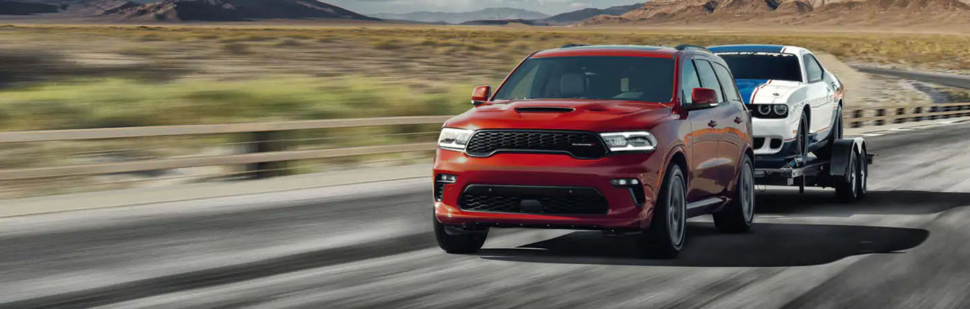 2021 Dodge Durango Main Img
