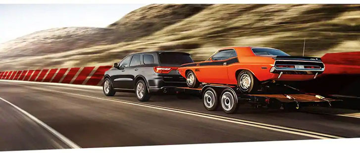 2021 Dodge Durango performance