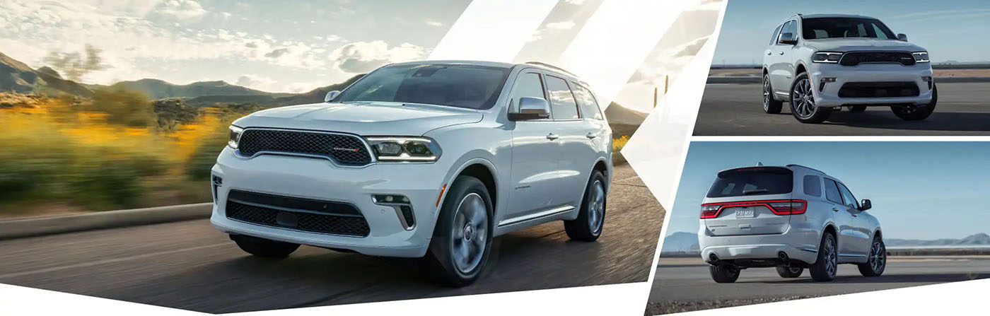 2021 Dodge Durango Safety Main Img