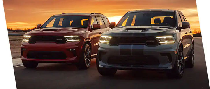 2021 Dodge Durango safety