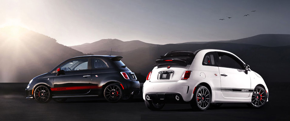 2015 FIAT 500 Abarth Appearance Main Img