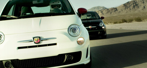 2015 FIAT 500 Abarth performance
