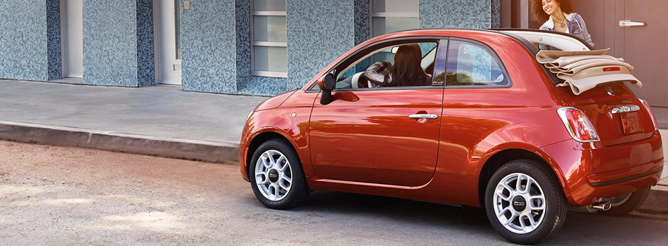 2015 FIAT 500c Safety Main Img