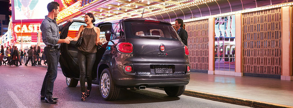2016 FIAT 500L Safety Main Img