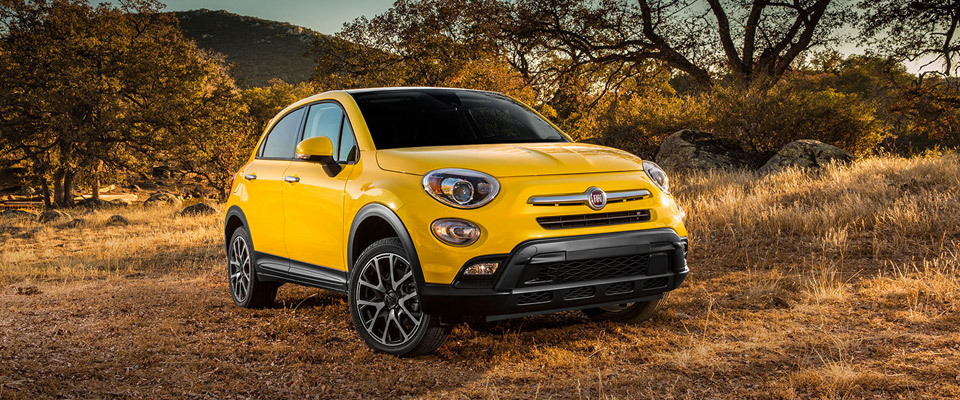 2016 FIAT 500x Appearance Main Img