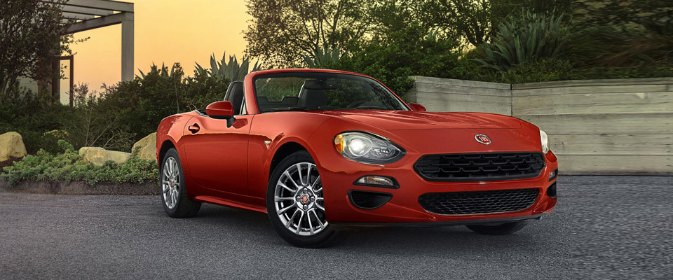 2017 FIAT 124 Spider Appearance Main Img