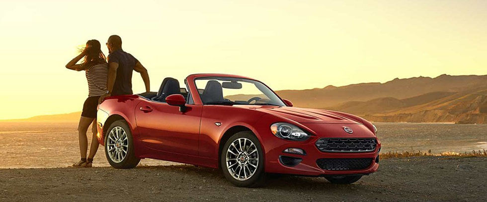 2018 FIAT 124 Spider Appearance Main Img