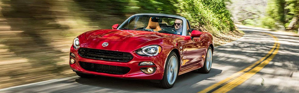 2018 FIAT 124 Spider Safety Main Img