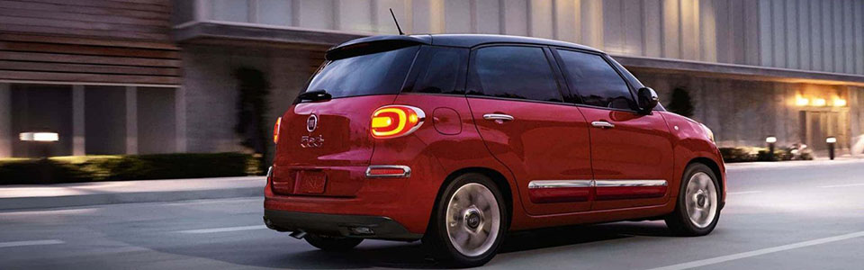 2018 FIAT 500L Safety Main Img