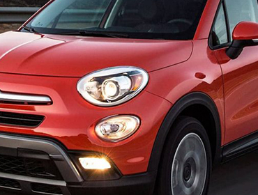 2018 FIAT 500X appearance
