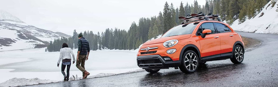 2018 FIAT 500X Safety Main Img