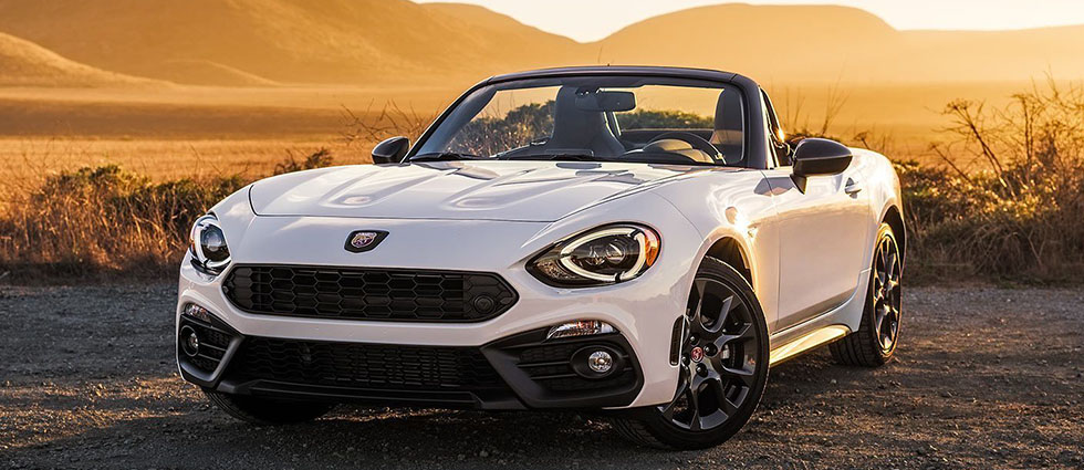 2019 FIAT 124 Spider Appearance Main Img