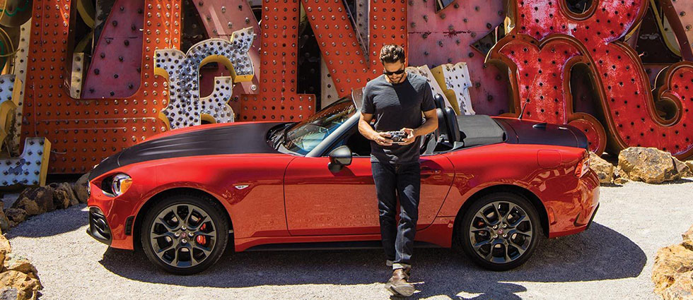 2019 FIAT 124 Spider Safety Main Img