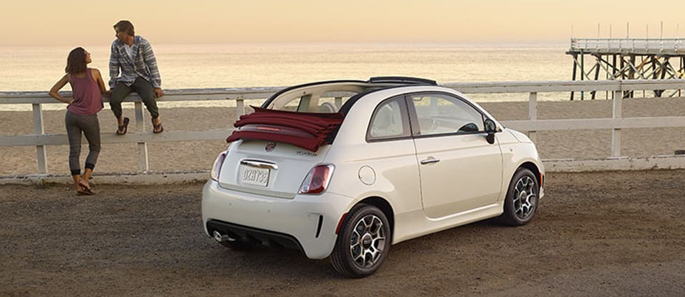 2019 FIAT 500 Safety Main Img