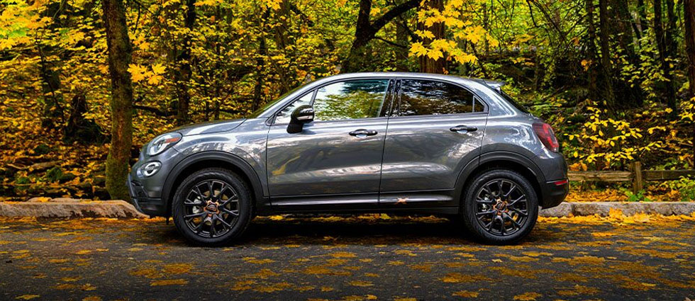 2019 FIAT 500X Appearance Main Img
