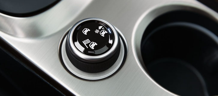 Dynamic Selector Traction Control System