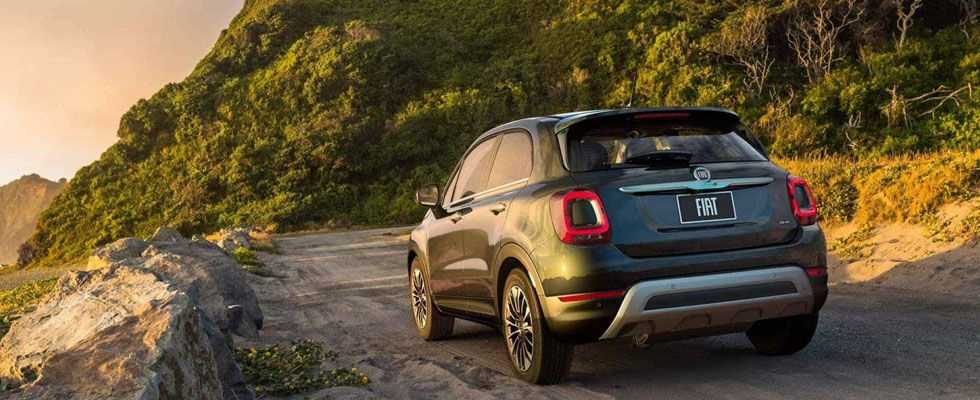 2020 FIAT 500X Appearance Main Img