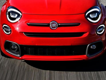 2020 FIAT 500X appearance