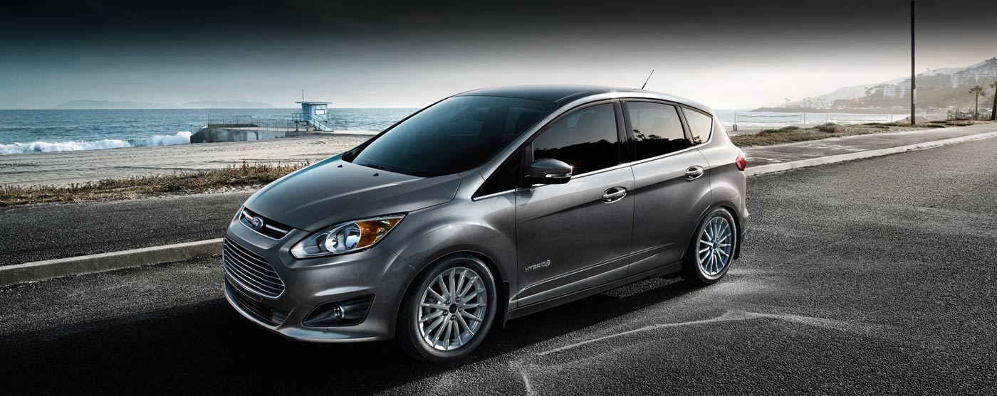 2015 Ford C-MAX Appearance Main Img