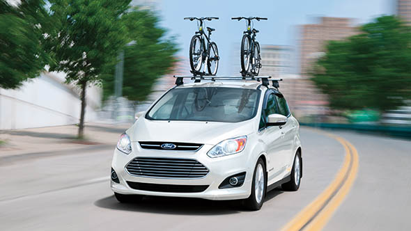 2015 Ford C-MAX appearance